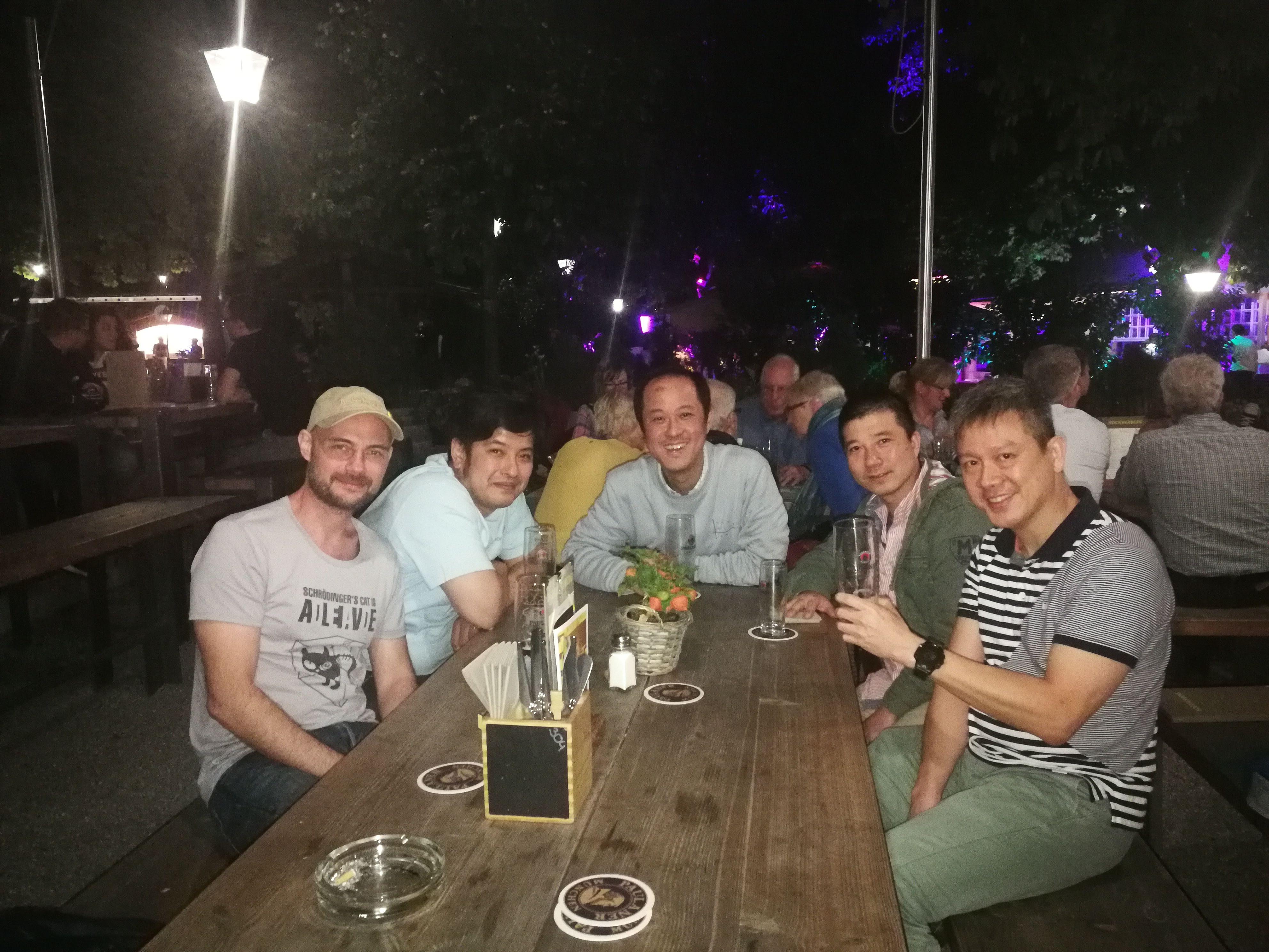 Bavarian Dinner
